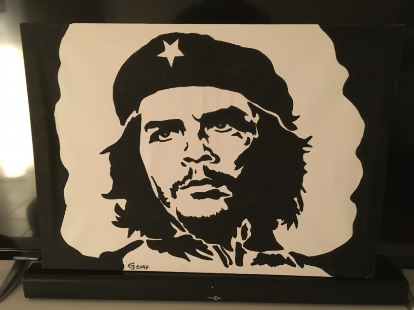 Che Guevara by Machine34200